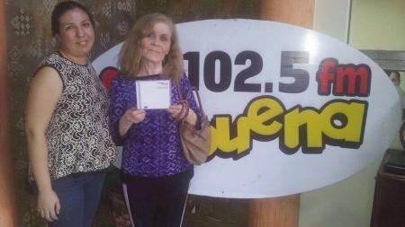 MÀS GANADORES DE JULIÓN ALVAREZ CON LA KE BUENA 102.5FM