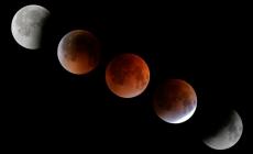 Habrá próximo sábado eclipse total de luna.