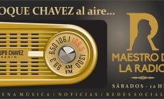 ¡El futuro aquí y ahora, solo en Maestro De La Radio!