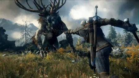 El mapa de The Witcher 3 es gigantesco: RDR, GTA V y Skyrim combinados.