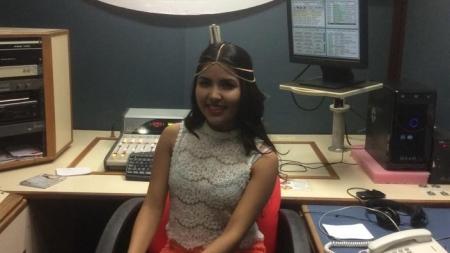 """MELISSA SAMANIEGO PRESENTA """"PSICÓPATA"""", EN LA KEBUENA 102.5FM"""