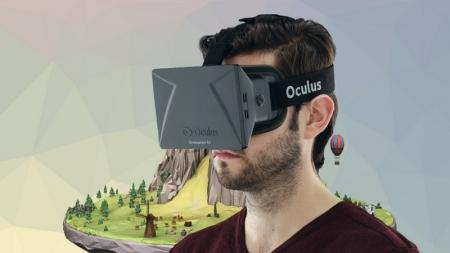 Casco de realidad virtual Oculus llegará en 2016.