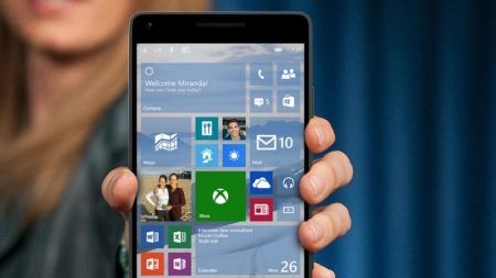 Windows 10 estará disponible el 29 de julio.