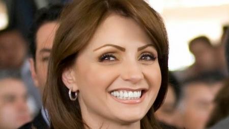 Presidencia esconde a Angélica Rivera de su sitio web.