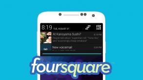 ¿Yahoo interesada en comprar Foursquare?
