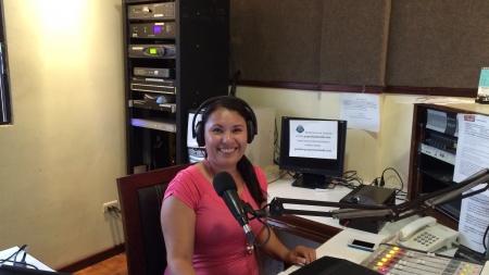 LA GS 106.1FM CCON ROSY VALENZUELA