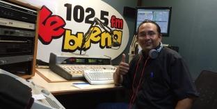 """No te aplatanes, enciende tu radio y súbele a las… """"¡Ke Buenas Cumbias!"""""""