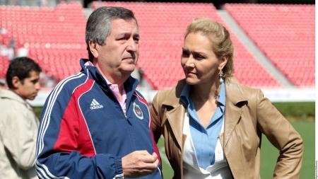 Jorge Vergara da más detalles de su ruptura con Angélica Fuentes.