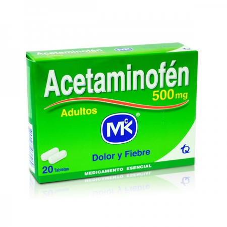 acetaminofen