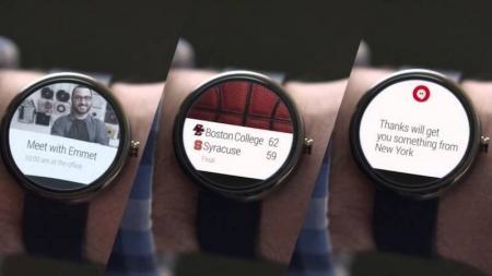 Google mejora Android Wear para enfrentarse al Apple Watch.