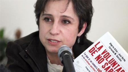 MVS impugna orden de juez sobre iniciar un proceso de conciliación con Aristegui.