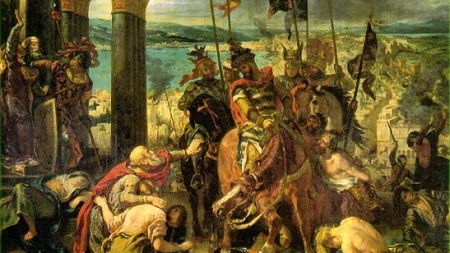 5 increíbles formas en las que la gente moría en la Edad Media.
