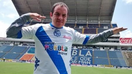 Cuauhtémoc Blanco se retira del futbol sin un sucesor a la vista.