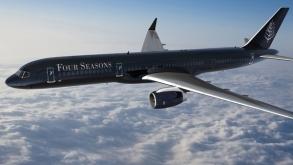 Lujoso avión del Four Seasons aterrizará en Costa Rica en el 2016.