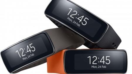 Samsung Gear A, el nuevo smartwatch de Samsung.