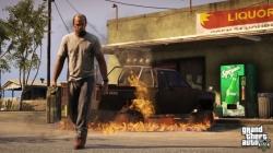 Conviértete en Dios con este mod de Grand Theft Auto V.
