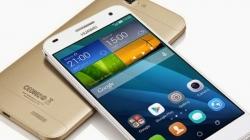 Huawei presenta sus nuevos teléfonos de gama alta P8 y P8 Max.