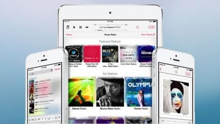 La beta de iOS 8.4 presenta la nueva app de Música de Apple.
