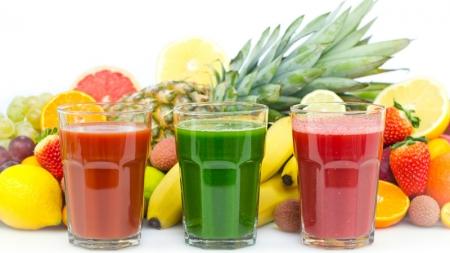 Desintoxicación del organismo con jugos es contraproducente.