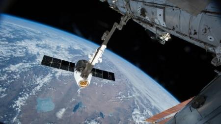 La nave espacial rusa que podría caer en la Tierra.