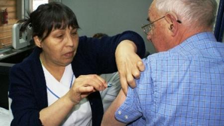 Ventajas de la vacunación contra la neumonía.