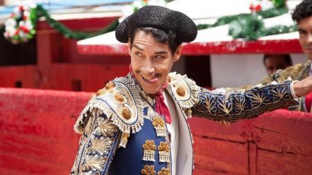 Óscar Jaenada, candidato al mejor actor en los premios Ariel del cine mexicano.