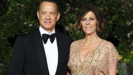 Esposa de Tom Hanks se somete a doble mastectomía.