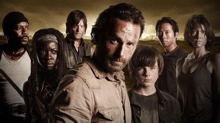 10 curiosidades que tal vez no conoces de The Walking Dead.