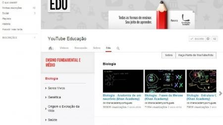 Google comienza con segunda etapa de YouTube EDU en español.