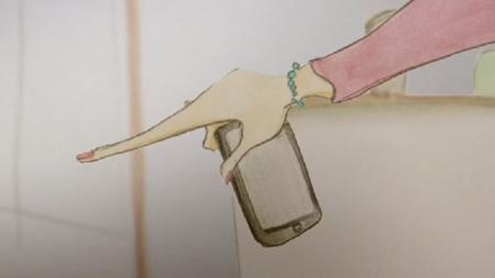 Este espectacular video de animación se mezcla con tus 160 películas favoritas.
