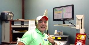 ¡Toda la actitud de los 40 Principales… Y Carlos Vega!