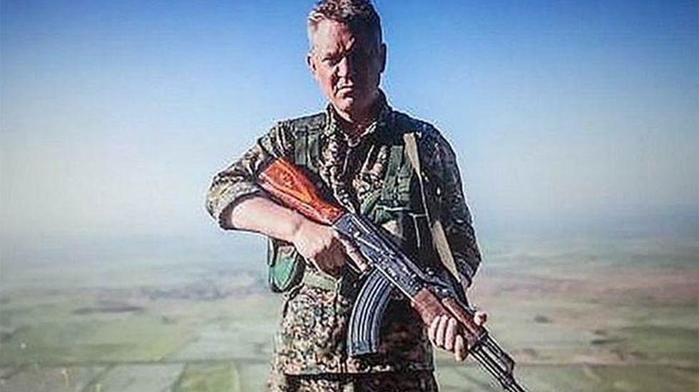 Michael Enright, de papeles secundarios en el cine a la guerra.