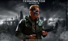 "Póster final español de ""Terminator Génesis""."