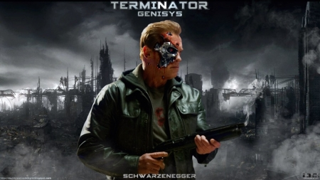 """Arnold Schwarzenegger, un """"Terminator"""" no se arrepiente de nada."""