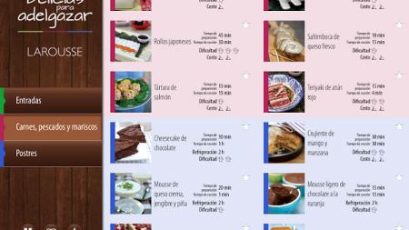 Lanzan nueva colección de apps sobre Gastronomía para iOS y Android.
