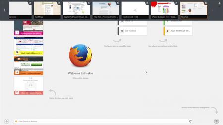 Adiós a la privacidad en Firefox.