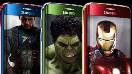 Galaxy S6 Edición Los Vengadores, sólo para fanáticos.