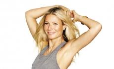 """Gwyneth Paltrow revela su receta de belleza: """"Ejercicio, risas y sexo""""."""