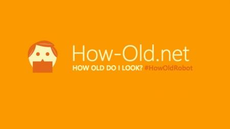 Microsoft calcula tu edad con sólo una fotografía.