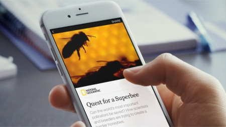 Facebook se asoció a nueve medios para lanzar una aplicación de noticias.