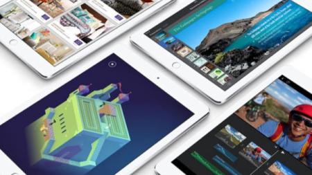 iOS 9 permitirá función multipantalla en los iPads.