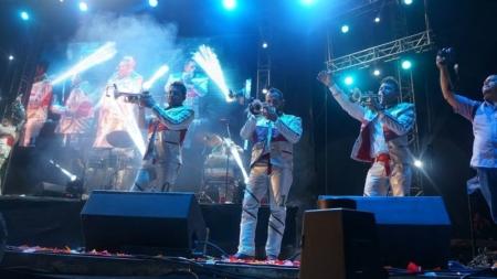 La Arrolladora: un icono de la música regional mexicana.