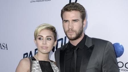 Así es la nueva 'relación' de Miley Cyrus y Liam Hemsworth.