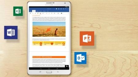 ¿Tienes un celular Android? Ya puedes descargar Office.