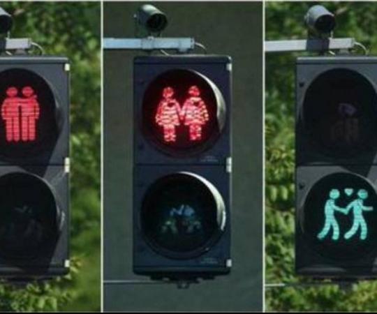 semaforos gay