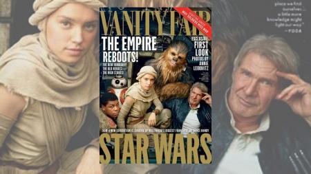 """""""Star Wars"""": nuevas imágenes y detalles de """"The Force Awakens"""""""