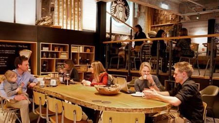 Starbucks y Spotify anuncian nueva alianza.