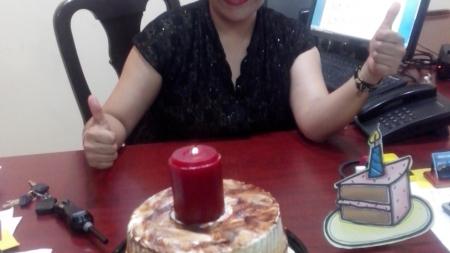 ¡Felicidades Anayeli Camacho Quiñonez!