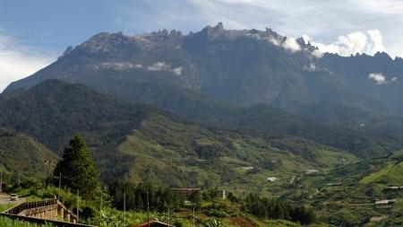Los turistas desnudos que provocaron la ira de la montaña en Malasia.