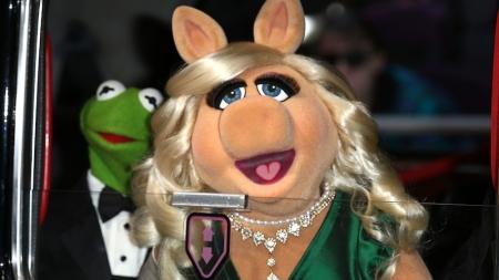 La cerdita Peggy, de 'Los Muppets', feminista del año.